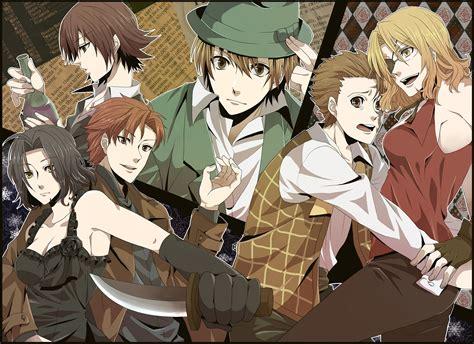 Bc Cano baccano guns and roses popular anime