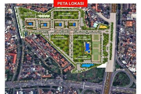 Apartemen The Green Pramuka diskon 100 jutaan unit primary the green pramuka city