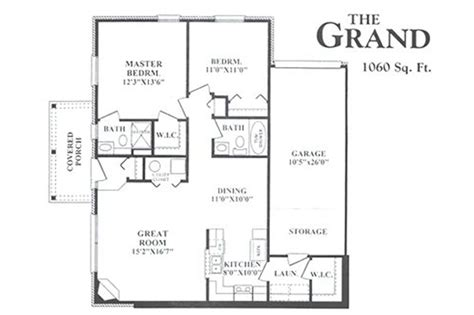 grand floor plans the enclave amenities floorplans aragona properties