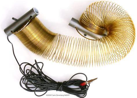 slinky coil dipole
