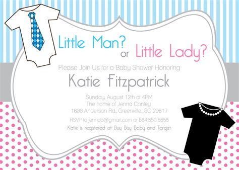 Planning Your Own Baby Shower by Neutral Baby Shower Invitations Theruntime