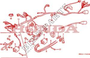 wire harness ignition coil cmx 450 c rebel cmx450cg 1986 canada cmx450cg genuine honda