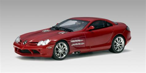 mercedes mclaren red autoart mercedes benz slr mclaren red 56123 in 1 43