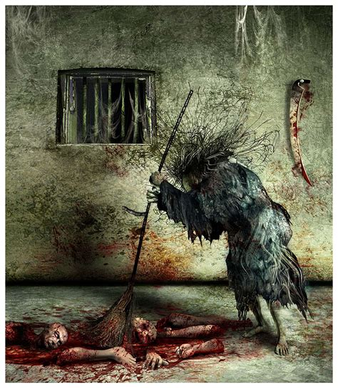 imagenes macabras reales grzegorz kmin taringa