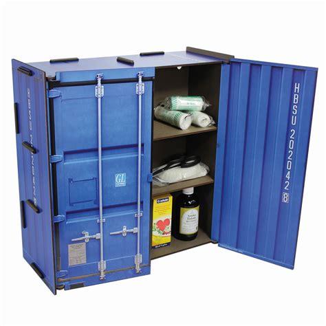 wandschrank blau werkhaus wandschrank container blau co1801