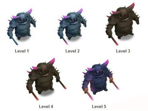 Coc Pekka Level6 pekka jpg