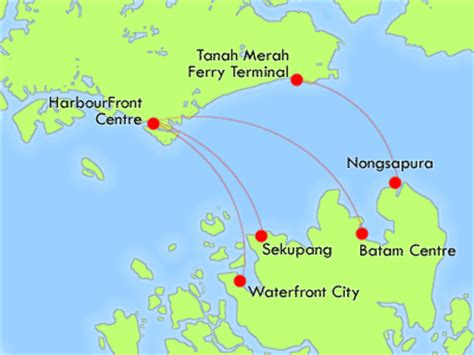 ferry harbour bay to tanah merah team building in batam 1 thing you need village singapura