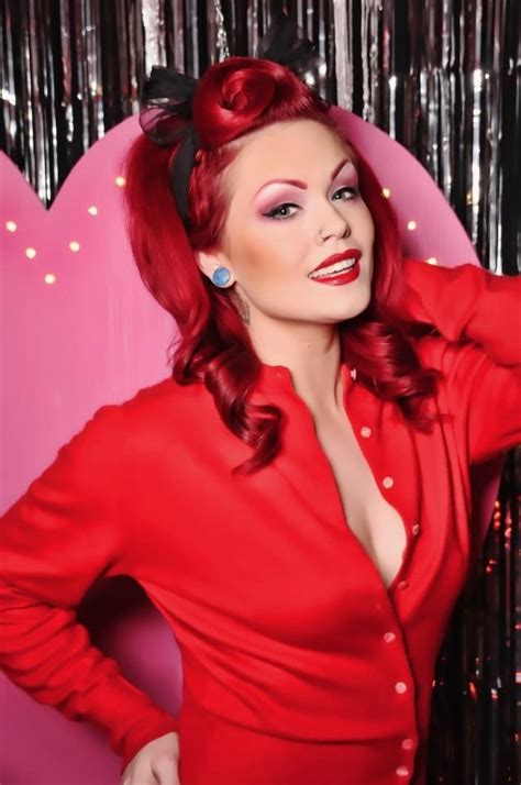 pin up hairstyles natural color 395 best retro rockabilly pinup girl style