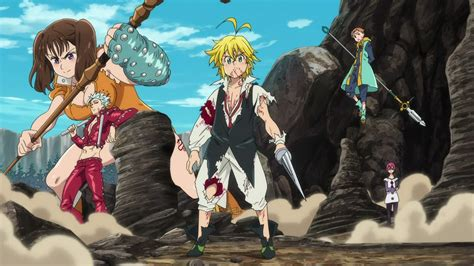 the deadly seven sins the seven deadly sins wallpapers anime hq the seven