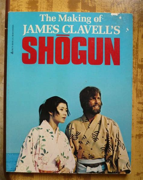 libro the making of the vintage the making of james clavell s shogun by shopherevintage libros que me gustan