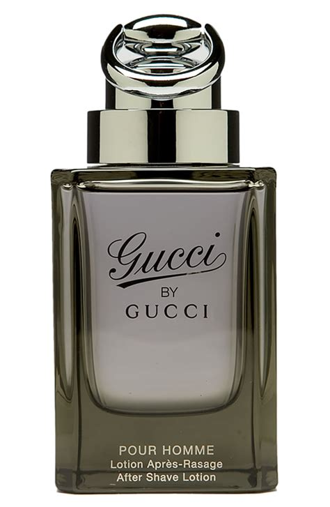 gucci by gucci pour homme after shave lotion nordstrom