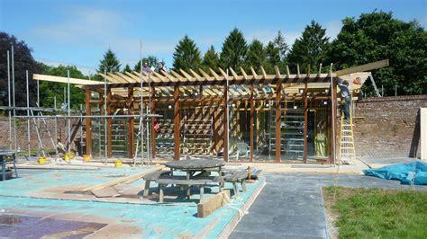how to build a pool house 100 build pool house backyard corner building pool