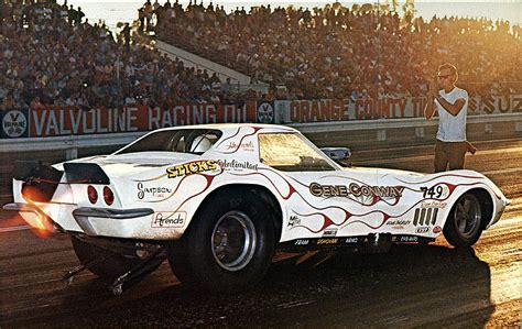 photo gene conway corvette fc 11 corvette cars