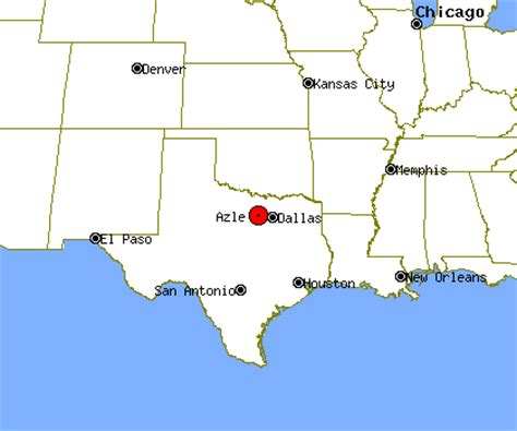 azle texas map azle profile azle tx population crime map