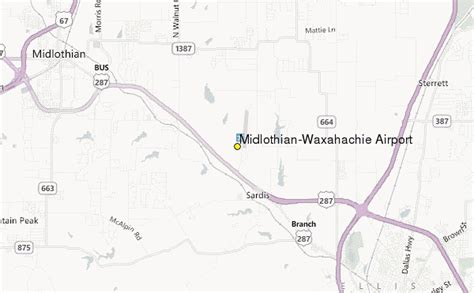 waxahachie texas map midlothian waxahachie airport weather station record historical weather for midlothian