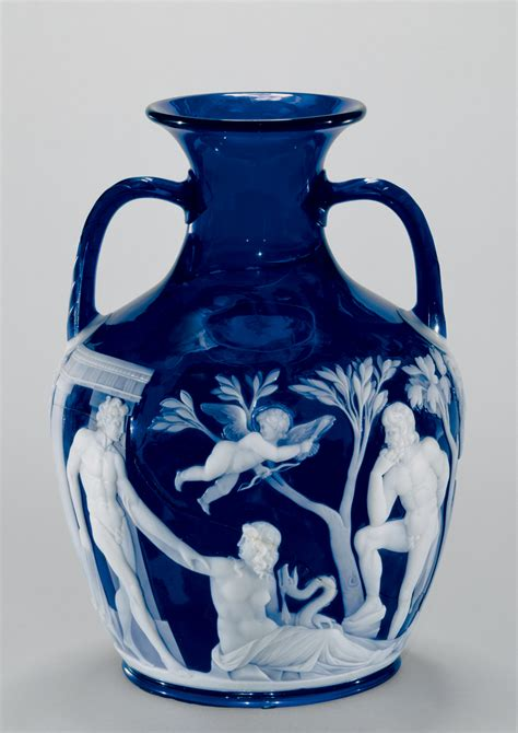 Portland Vase by All About Glass Corning Museum Of Glass
