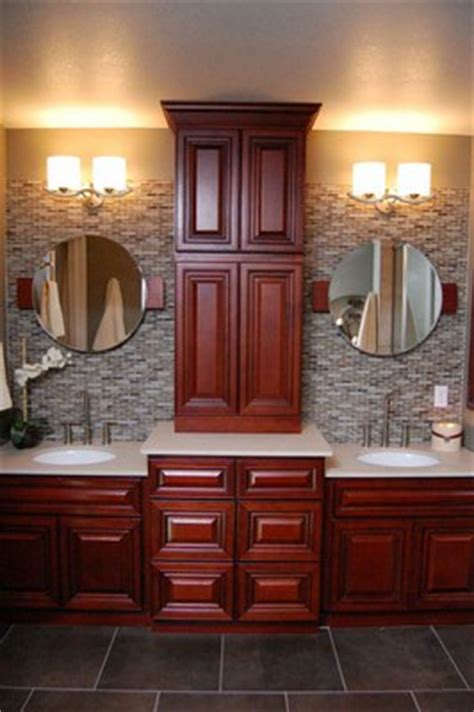 creating the cherryville bathroom from our cherryville