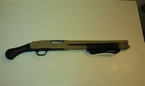 mossberg 500 shotgun mod best home defense gun weapo