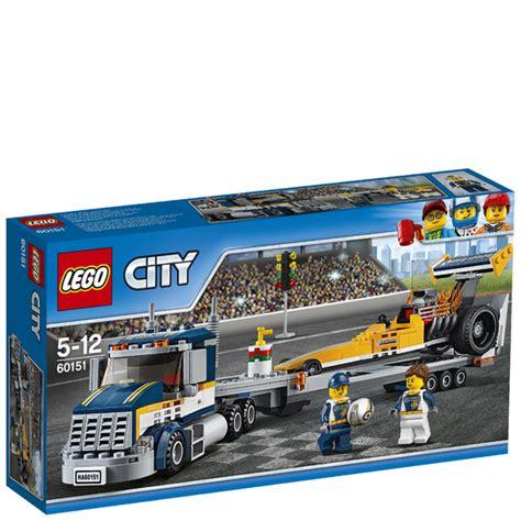Produk Istimewa Lego City 60151 Dragster Transporter lego city dragster transporter 60151 sowia