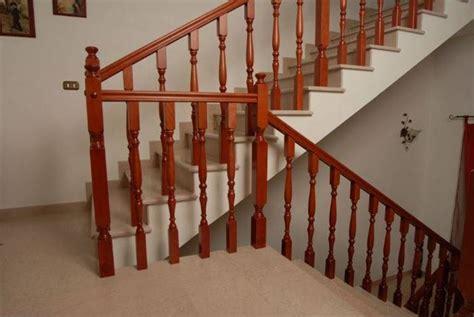 ringhiere per scale interne in legno ringhiere in legno per scale interne scale realizzare