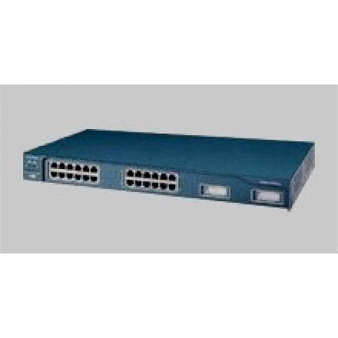 Switch Cisco 2950 24 Port cisco 2950 series 24 port switch ws c2950g 24 ei