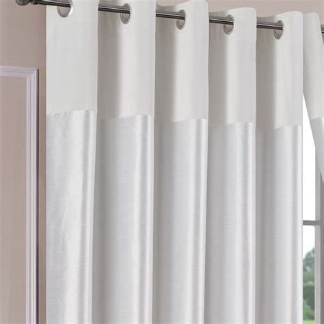 White Eyelet Curtains Derwent White Eyelet Curtains