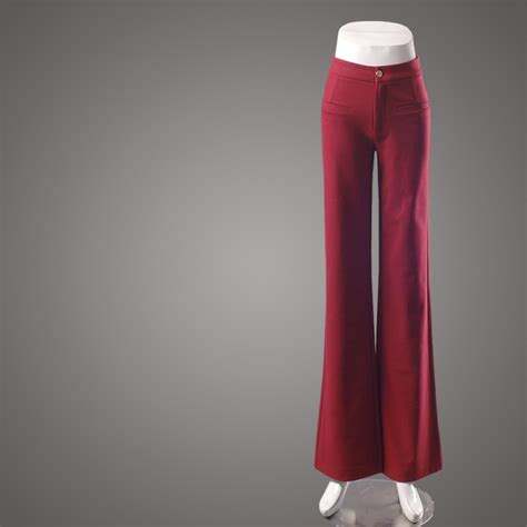 are bell bottom pants still in style 2015 2016 new fashion office style young lady bell bottom pant