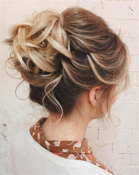 easy updo thin hair 60 updos for thin hair that score maximum style point