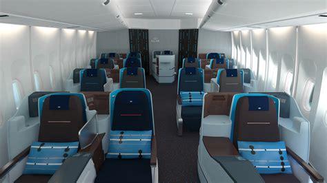 Cabin Class by Klm Introduce Their New World Business Class By Hella