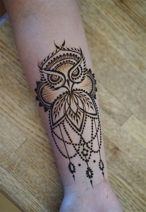 henna tattoo owl best 25 animal henna designs ideas on henna