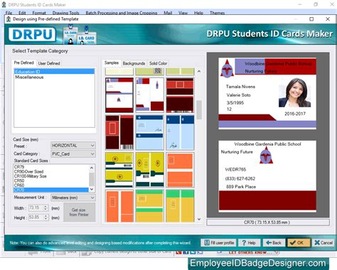 student id card maker software for mac design student id card student id cards maker software creates student id cards