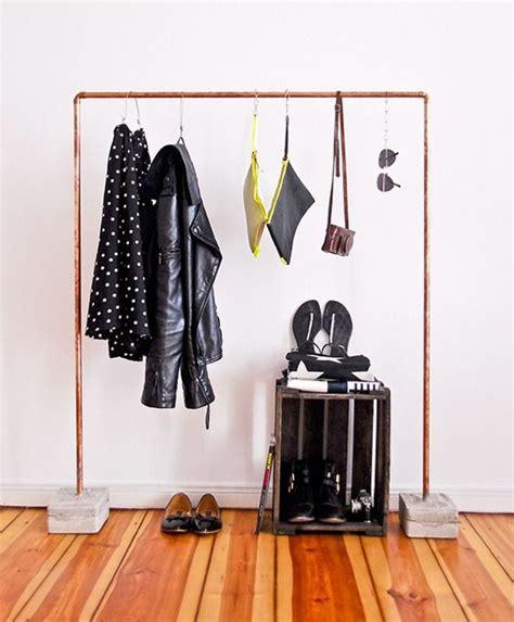 clothing storage solutions 10 brilliant non closet clothing storage solutions you can