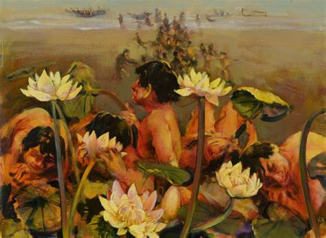lotus eaters picture the lotus eaters tallis tennyson