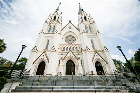 Charming Baptist Church In Savannah Ga #10: Exterior-Photograph-of-the-Cathedral-of-St-John-the-Baptist-in-Savannah.jpg