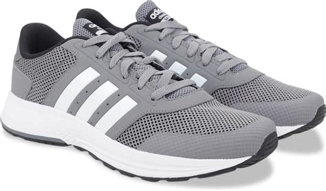 Adidas Neo Cloudfoam Grey Clear Grey White Original adidas neo cloudfoam saturn sneakers buy grey ftwwht cblack color adidas neo cloudfoam saturn