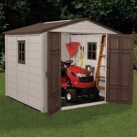 Lawn Tractor Shed by New Big Lawn Tractor Tools Shed 7 5 X 7 5 Interior