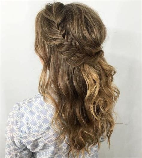 homecoming hairstyle 40 diverse homecoming hairstyles for medium and