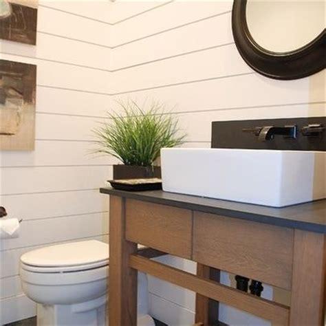 bathroom horizontal wood wall planks bathroom ideas