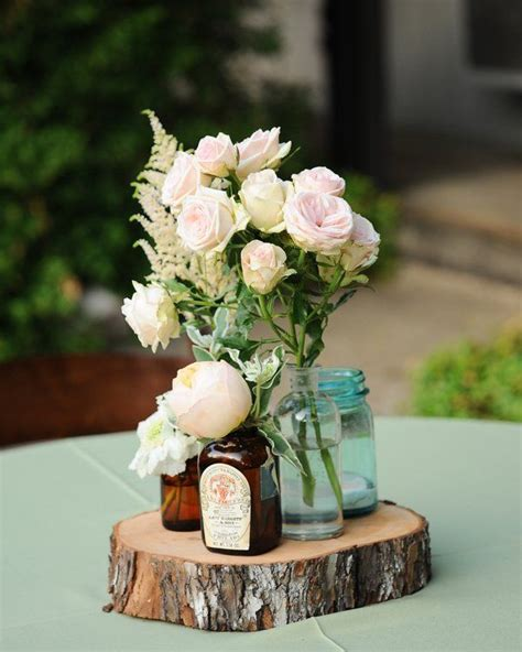 rustic table centerpieces rustic wedding jake wedding flower