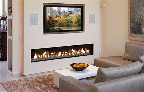 Electric Fireplace Ideas by Electric Fireplace Designs With Tv Above And Built Ins On The Side Master Bedroom