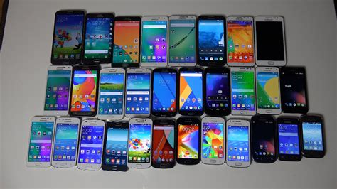 my samsung phones