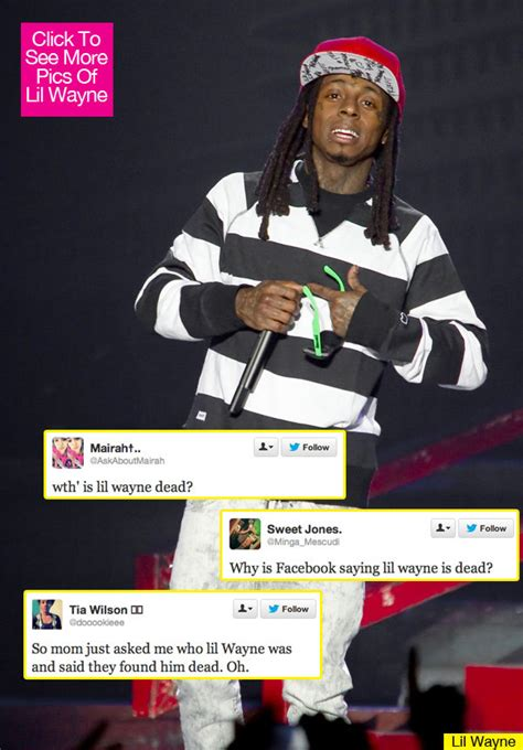 Yet Another Rumor by Lil Wayne Dead Again Yet Another Rumor Hits
