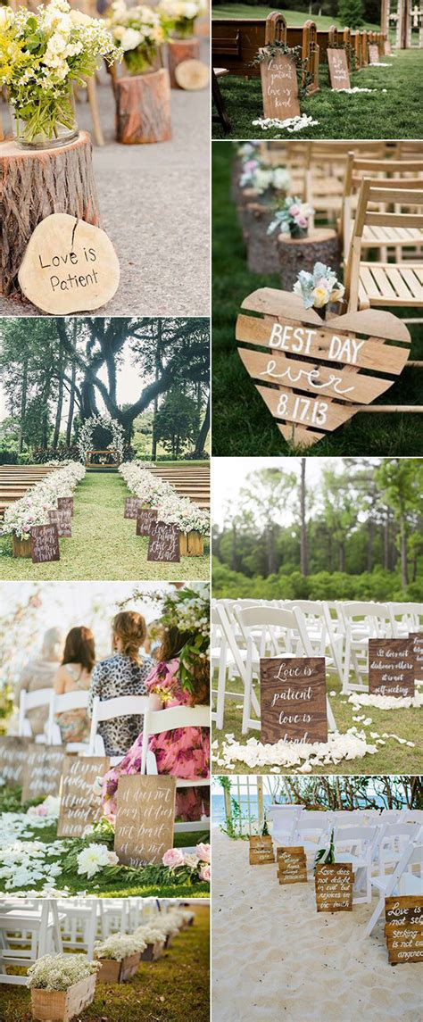 Wedding Aisle Outdoor Ideas by 2017 Wedding Trends Archives Oh Best Day