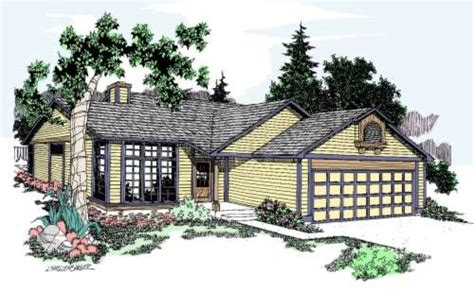 northwest style house plans northwest style house plans 1545 square foot home 3 story 3 bedroom and 3 bath 2