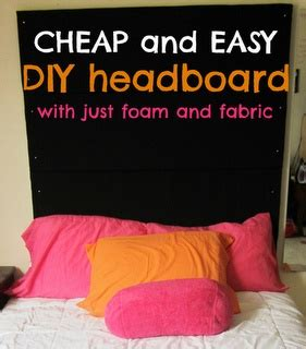 diy styrofoam headboard 17 best ideas about foam headboard on pinterest custom