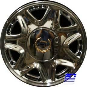 Cadillac Eldorado Wheels 1995 Cadillac Eldorado Oem Factory Wheels And Rims