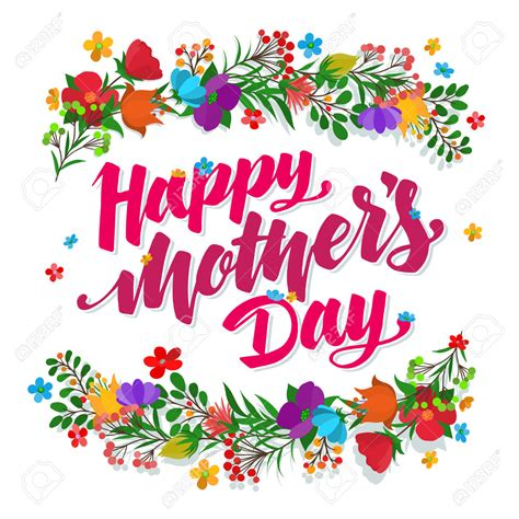 mothers day clipart pretty clipart s day pencil and in color pretty