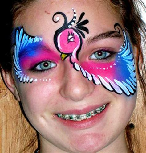 christian tattoo artists louisville ky 30 awesome face painting tattoo designs for female sheplanet