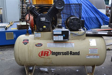 10 hp air compressor specification used ingersoll rand 20 hp air compressor coast machinery