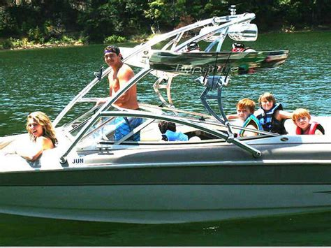 wakeboard boat accessories larson wakeboard towers aftermarket accessories